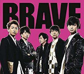 嵐/BRAVE (通常盤) (CD) 2019/9/11発売 JACA-5810
