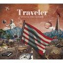 【先着購入者特典(A4クリアファイル(other ver.))付き】 Official髭男dism(ヒゲダン)/Traveler (初回限定盤) (CD+Blu-ray) 2019/10/9発売 PCCA-4820