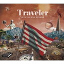 【先着購入者特典(A4クリアファイル(other ver.))付き】 Official髭男dism(ヒゲダン)/Traveler (初回限定盤) (CD+DVD) 2019/10/9発売 PCCA-4821
