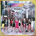 【初回プレス仕様】IZ*ONE(アイズワン)/Vampire(Type-A) (CD+DVD) 2019/9/25発売 UPCH-80522