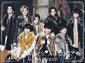 Hey!Say!JUMP(ヘイセイジャンプ)/PARADE(初回限定盤2) (CD+DVD) 2019/10/30発売 JACA-5813