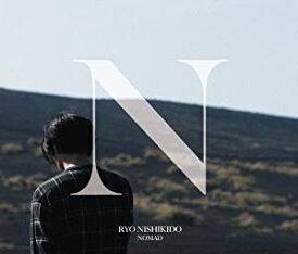 錦戸亮/NOMAD (ノマド) (初回限定盤A) (CD+DVD) 2019/12/11発売 NOMAD-1