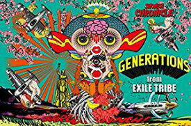 GENERATIONS from EXILE TRIBE/SHONEN CHRONICLE (初回限定盤) (CD+Blu-ray)(特典なし) (ジェネレーションズ) 2019/11/21発売 RZCD-86975