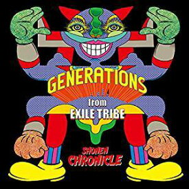 GENERATIONS from EXILE TRIBE/SHONEN CHRONICLE (CD)(特典なし) (ジェネレーションズ) 2019/11/21発売 RZCD-86978
