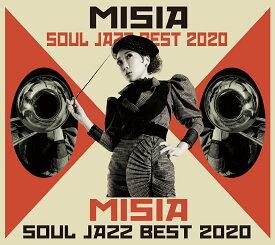 【先着購入者特典(オリジナル2020年カレンダー A5サイズ)付き】MISIA/MISIA SOUL JAZZ BEST 2020 (初回限定盤B) (CD+DVD) 2020/1/22発売 BVCL-30052