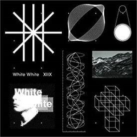XIIX(テントゥエンティ)/White White (CD) 2020/1/22発売 TFCC-86701
