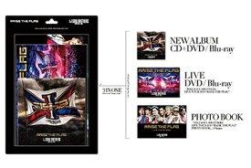 【先着購入特典(B2ポスター)付き】 三代目 J SOUL BROTHERS from EXILE TRIBE/RAISE THE FLAG (初回限定盤) (CD+DVD)(2DVD) 2020/3/18発売 RZCD-77132