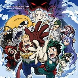 林ゆうき /TVアニメ『僕のヒーローアカデミア』4th オリジナルサウンドトラック (CD) ヒロアカ 2020/3/25発売 THCA-60262