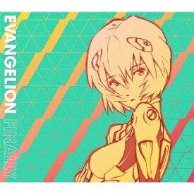 EVANGELION FINALLY (期間限定盤) (CD) エヴァンゲリオン KICA-2583 2020/10/7発売
