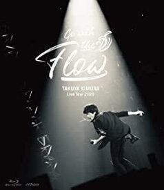 【特典配布終了】 木村拓哉/TAKUYA KIMURA Live Tour 2020 Go with the Flow (通常盤) (Blu-ray) 2020/6/24発売 VIXL-318