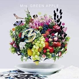 Mrs.GREEN APPLE / 5 (初回限定盤) (CD+DVD) ミセスグリーンアップル 2020/7/8発売 UPCH-29363