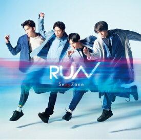 Sexy Zone / RUN (初回限定盤A) (CD+DVD) 2020/8/5発売 JMCT-19001