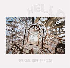 【特典配布終了】 Official髭男dism (ヒゲダン)/HELLO EP (CD+DVD) 2020/8/5発売 PCCA-4960