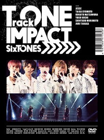 【DVD】 SixTONES/TrackONE -IMPACT- (初回限定盤) (2DVD+フォトブック) SEBJ-1 2020/10/14発売 ストーンズ