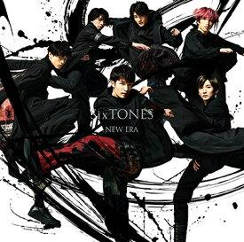 【特典配布終了】 SixTONES/NEW ERA (通常盤) (CD) SECJ-15 2020/11/11発売 ストーンズ