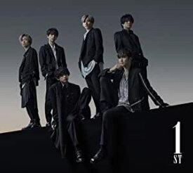 【特典配布終了】 SixTONES/1ST (初回限定盤A/原石盤) (CD+DVD) SECJ-16 2021/1/6発売 ストーンズ ファースト