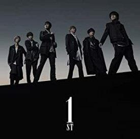 【特典配布終了】 SixTONES/1ST (通常盤) (CD) SECJ-20 2021/1/6発売 ストーンズ ファースト