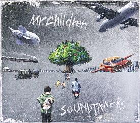 【先着購入特典(ステッカー)付き】 Mr.Children ミスチル/SOUNDTRACKS (初回限定盤B) (CD+Blu-ray) TFCC-86734 2020/12/2発売