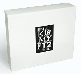 【特典配布終了】 Kis-My-Ft2/BEST of Kis-My-Ft2 (通常盤) (CD+Blu-ray) AVCD-96766 2021/8/10発売 キスマイ ベスト