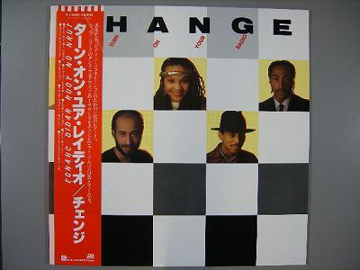 【中古レコード】チェンジ/ターン・オン・ユア・レイディオ[LPレコード 12inch]