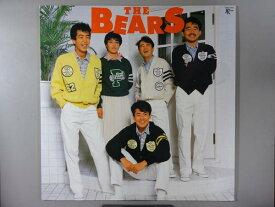 【中古レコード】ベアーズ/ベアーズ[LPレコード 12inch]