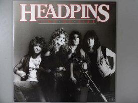 【中古レコード】ヘッドピンズ/ライン・オブ・ファイアー[LPレコード 12inch]