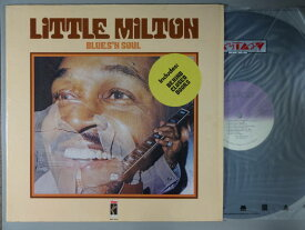 【中古レコード】リトル・ミルトン/Blues N' Soul(輸入盤)[LPレコード 12inch]