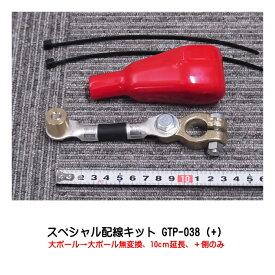 オプティマバッテリー【OPTIMA】スペシャル配線キット(プラス側) GTP-038