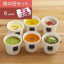 【5/8〜5/10いずれかお届け】スープストックトーキョー母の日6スープセット