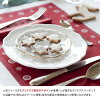 """Natural snowflake (linen) MY drap new conception """"cut"""" roll chic color luncheon mat"""