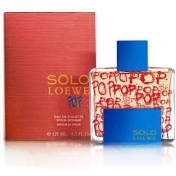 日本未発売!正規品【LOEWE】Solo Loewe Pop Pour Homme EDT・SP 125ml FOR MEN【ロエベ】ソロ ロエベ ポップ プールオム オードトワレ 125ml [香水・フレグランス:フルボトル:メンズ・男性用]