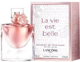 ★送料無料★限定版! 正規品【LANCOME】La Vie Est Belle Bouquet De Printemps Limited Edition L'eau De Parfum 50ml WOMEN'S【ランコム】ラヴィエベル ブーケ ド プランタン リミテッド エディション オードパルファム 50ml【ランコム 香水】