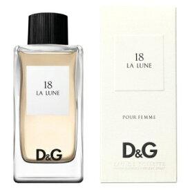 正規品【Dolce & Gabbana】18 LA LUNE EDT 100ml WOMEN'S 【ドルチェ&ガッバーナ】18 ラ リュン オードトワレスプレー 100ml [香水・フレグランス:フルボトル:レディース・女性用]【D&G】