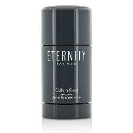 ★あす楽・送料無料★正規品【Calvin Klein】Eternity for Men Deodorant Stick 75g MEN'S【カルバンクライン】エタニティ フォーメン デオドラントスティック 75g【フレグランス系コスメ:メンズ・男性用】【わきのニオイ】【汗のニオイ】【アルコールフリー】