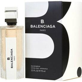 入手困難!正規品【BALENCIAGA】B Balenciaga EDP 75ml WOMEN'S【バレンシアガ】B.バレンシアガ オードパルファム 75ml【香水・フレグランス:フルボトル:レディース・女性用】【バレンシアガ香水】