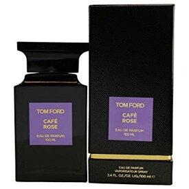 正規品【TOM FORD】Tom Ford Cafe Rose EDP SP 100ml for Women's【トム フォード】カフェローズ オード パルファム スプレー 100ml【香水・フレグランス:フルボトル:レディース・女性用】【カフェローズ】