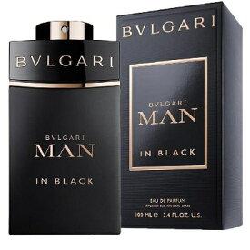 正規品【BVLGARI】Bvlgari Man In Black EDP SP 100ml MEN'S【ブルガリ】マン イン ブラック EDP SP 100ml【香水・フレグランス:フルボトル:メンズ・男性用】【ブルガリ香水メンズ】
