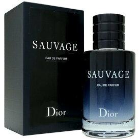 正規品【クリスチャン ディオール】ソバージュ オードパルファム・スプレータイプ 60ml 【CHRISTIAN DIOR】Sauvage EDP・SP 60ml FOR MEN [香水・フレグランス:フルボトル:メンズ・男性用] 【Christian Dior】