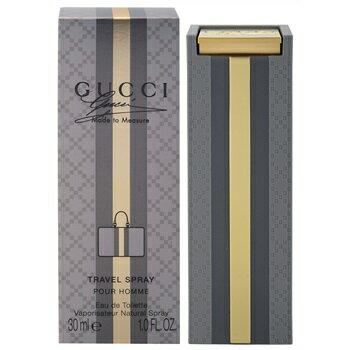 正規品【GUCCI】Gucci Made To Measure EDT SP 30ml MEN'S(TRAVEL SPRAY)【グッチ】グッチ バイ グッチ メイド トゥ メジャー EDT・SP 30ml[香水・フレグランス:フルボトル:メンズ・男性用]