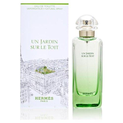 正規品【HERMES】Un Jardin Sur Le Toit EDT 100ml WOMEN'S【エルメス】屋根の上の庭 オードトワレ・スプレータイプ 100ml [ユニセックス・UNISEX・香水・フレグランス]