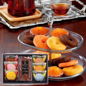 スウィートタイムケーキ・焼き菓子セット SW-BE