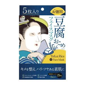豆腐とおこめのフェイスマスク 863130
