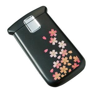 蒔絵ポケットルーペ(桐箱入) LEDライト付き 0002052 桜
