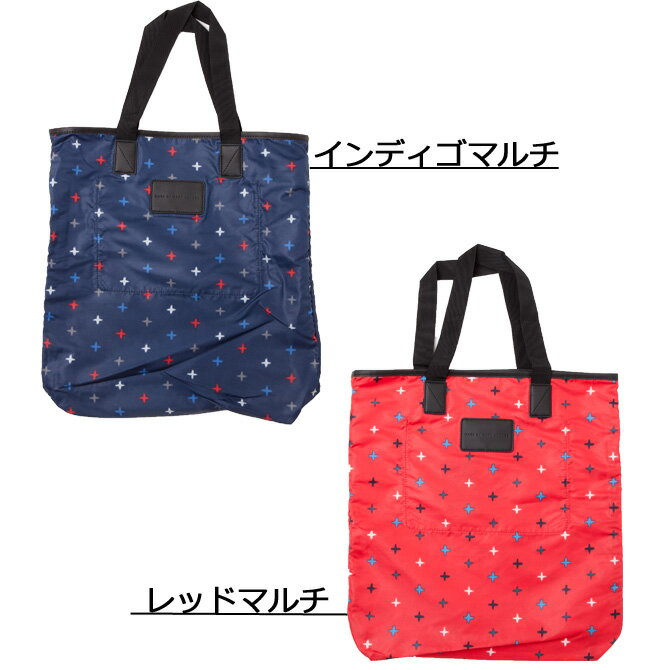 【MARC BY MARC JACOBS】 マーク バイ マークジェイコブス ナイロン トート バッグ M0001036B 【あす楽対応】