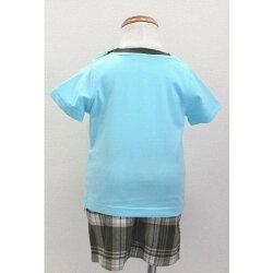 【Carter'sカーターズ】Tシャツ&ショートパンツ☆さるワニ合戦