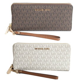マイケルコース MICHAEL KORS 財布 JET SET TRAVEL TRAVEL CONTINENTAL レディース 長財布 35f8gtvt3b