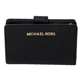 マイケルコース 財布 MICHAEL KORS 小物 JET SET TRAVEL BIFOLD ZIP COIN WALLET 二つ折り財布 レディース 小物 35f7gtvf2l