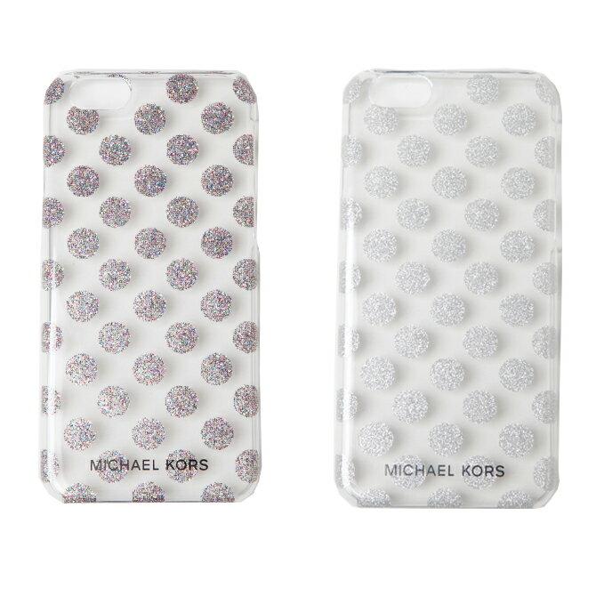 マイケルコース スマホケース MICHAEL KORS Glitter Dot Smartphone Case iPhone6&6s 32h6se9l1k ネコポスでお届け!