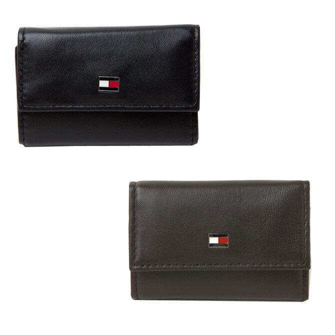 トミーヒルフィガー 財布 メンズ TOMMY HILFIGER メンズ キーケース 31tl17x002