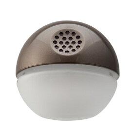 arobo アロボ WateringAirRefresher nendo 1100S-MBR 空間清浄機 ブラウン 空気清浄機 アロマ LED ライト 間接照明 インテリア